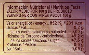 Mermelada Extra Artesanal de Higo - 210 g - Procedente de España - Casera - 100% Natural - Amplia Variedad de Deliciosos Sabores