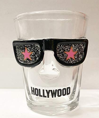 Hollywood Sunglasses Shot Glass
