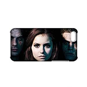 LJF phone case Design With Vampire Diaries For Apple 5C Iphone Creativity Back Phone Cover For Kid Choose Design 1-4