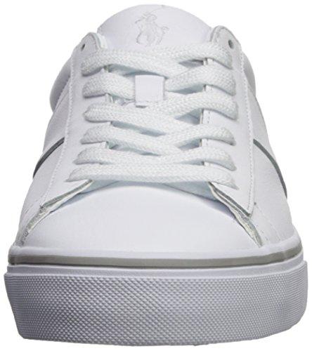 Polo Ralph Lauren Mens Sayer Sneaker Blanc