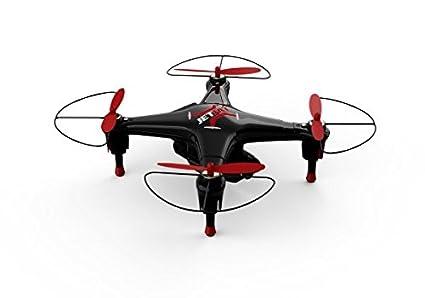 MOTA JJ-LIVEW dron con cámara Negro 4 rotores 540 mAh: Amazon.es ...
