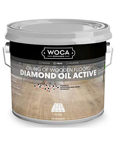 WOCA DENMARK Diamond Oil Active (Natural)