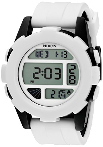 Nixon Men's A197SW2243-00 Digital White Watch