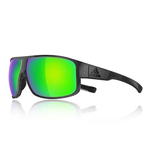 adidas Zonyk Aero Pro S Shield Sunglasses, Grey Shiny, 68 - Zonyk Adidas Aero