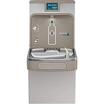 Amazon com: Elkay LZS8WSLK Wall Mount Drinking Fountain with