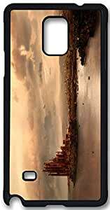 Movies Game of Thrones Hear Me Roar Lannister Case for Samsung Galaxy Note 4 PC Material Black