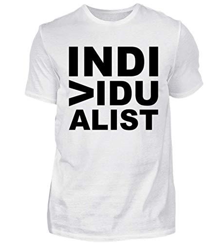 Individuell White Individuell Herren Individuell Herren White Individualist Shirtee Shirtee Shirtee Individualist wnqWxv6EW0