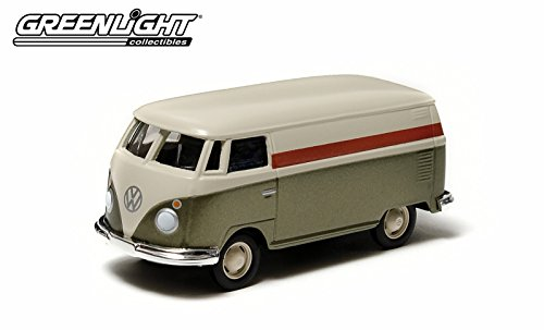 64 Scale Diecast Series (Volkswagen Panel Van 2014 Motor World Series 12 German Edition 1:64 Scale Die-Cast Vehicle)