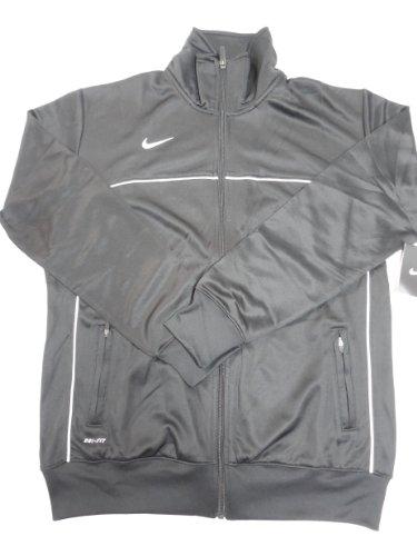 Nike Women's Classic Zipper-pocket Knit Athletic Jacket, X-large