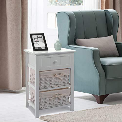 Buy chic nightstands set of 2