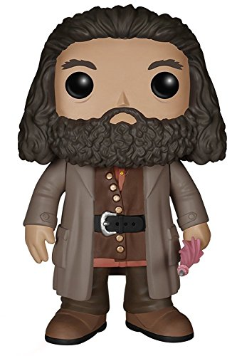 Funko Pop!- 5864 Vinyl Harry Potter 6 Rubeus Hagrid, Multicolor