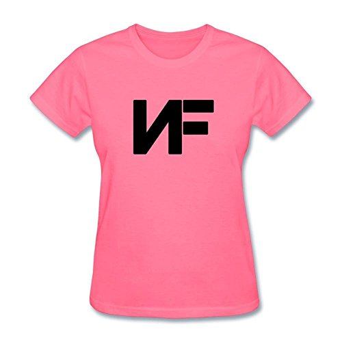 Dotion Women's NF Rapper Design T Shirt
