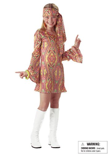 Dolly Child Disco (California Costumes Toys Disco Dolly, X-Large)