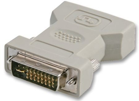 Dvi 24+5 M To Vga F Adapter by Distributed By MCM