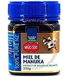 Miel de Manuka MGO 550+ - 250 gr