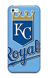 Premium Protection Kansas City Royals Case Cover For Iphone 5c- Retail Packaging