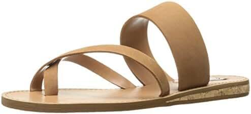 Steve Madden Women's Henly Toe Ring Sandal