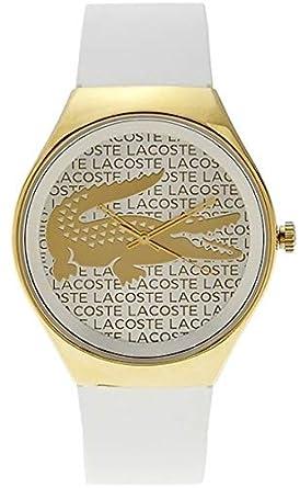 Amazon.com  Lacoste valencia 2000807 Womens quartz watch  Lacoste ... b509cf26b6