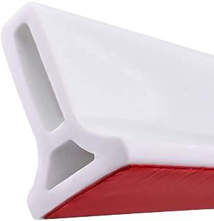 de Silicona Flexible Sellado Impermeable Ducha Autoadhesivo Barrera Caucho de Silicona ba/ño Bloque de Flujo de Agua Tira xHxttL Umbral de Ducha Barrera de Ducha de Presa de Agua retenedor