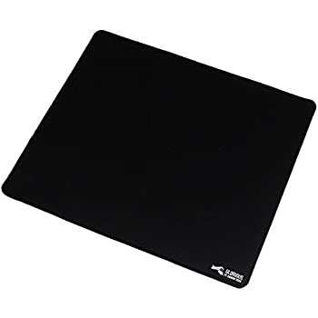 """Glorious XL Heavy Gaming Mouse Mat / Pad - Thick , Large, Stitched Edges, 5-6mm Mousepad   16""""x18"""" (G-HXL)"""