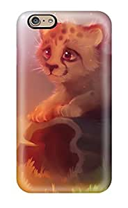 Nora K. Stoddard's Shop New Style 7721162K34473754 New Cute Cheetah Protective Iphone 6 Classic Hardshell Case