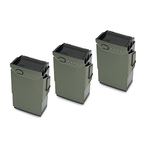 Wrapgrade Poly Skin for DJI Mavic Air | 3 Batteries (Army Green)