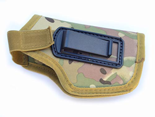 The Waistband IWB Concealed Carry Holster for Glock Walther Ruger Sig Multicam ()