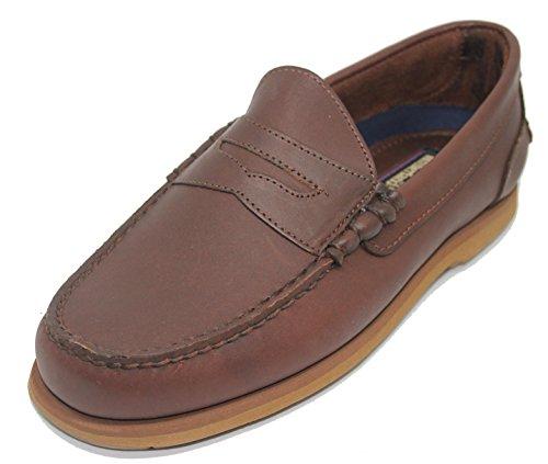Zapato Náutico Mocasín Slipon Penny TIMBERLAND Color Marrón para Hombre