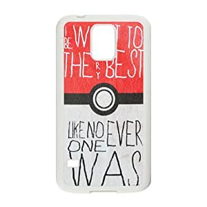 HUAH I Want To Be Best Cell Phone Case for Samsung Galaxy S5