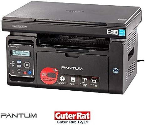 Impresora Multifuncion Pantum M6500W Laser Monocromo 3 en 1 ...