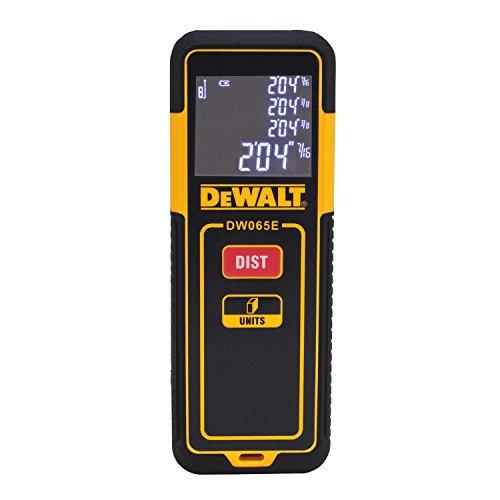 Dewalt DW065E Laser Distance Measurer