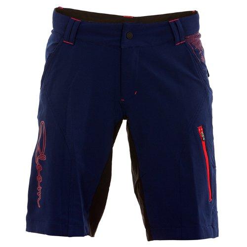 32 Liner navy 540014240500120320 senza EU donna Manly blue navy Qloom blue pantaloncino Short qtwfn8z
