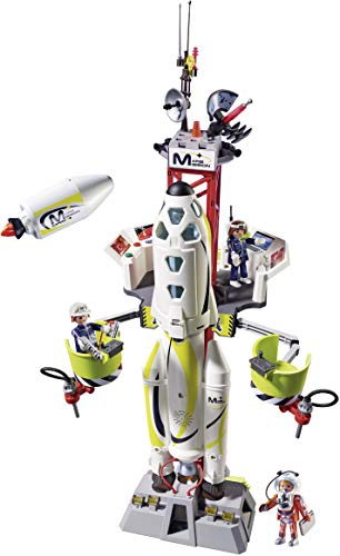 The Mission Rocket and other Space playsets are brand new Playmobil sets for 2019
