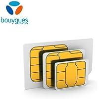 """Carte SIM Bouygues Télécom """"carte prépayée"""""""