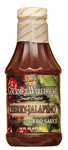 gourmet-warehouse-mild-cherry-jalapeno-barbecue-sauce