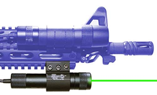 AimShot Green Laser 5mW Rifle Sight