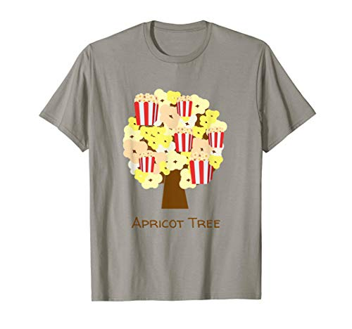 LDS Popcorn Popping Apricot Tree Funny Mormon T-Shirt