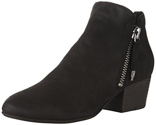 Dolce Vita Women's Gertie Ankle Boot Black Nubuck