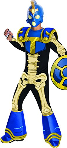 Rubies Skylanders Swap Force Chop Chop Costume, Child Medium -