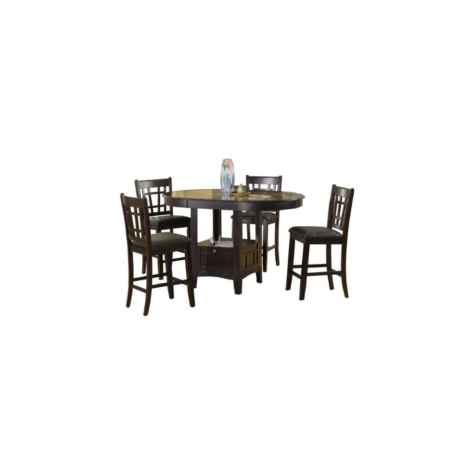Pub Table & 2 Chair Set