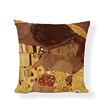 Amazon.com: Beautiful Lady Woman Girl Pillow Cover Famous ...