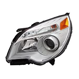 TYC 20-9098-00 Chevrolet Equinox Replacement Left Head Lamp