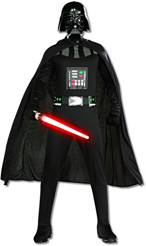 Costume Star Wars Darth Vader (Rubie's Costume Star Wars Complete Darth Vader, Black, X-Large Costume)