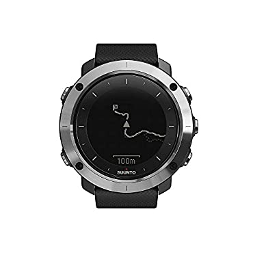 Suunto Traverse Black GPS Outdoor Watch (SS021843000)
