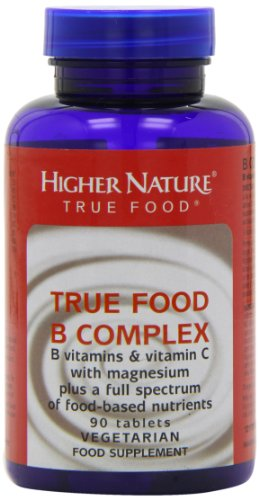 Higher Nature True Food B Complex Pack of 90