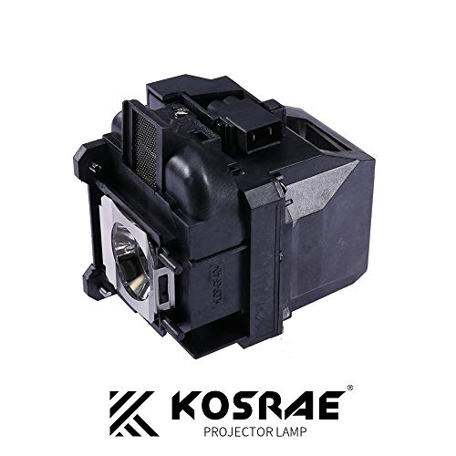 KOSRAE ELPLP87 / V13H010L87 Replacement Lamp for EPSON BrightLink 536Wi / PowerLite 520 525W 530 535W / EB-520 EB-525W EB-530 EB-530S EB-535W EB-536Wi Projector