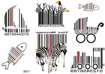 Venta caliente más reciente diseño tatuajes temporales diferentes ...