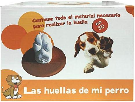 un souvenir inoubliable de votre animal Les empreintes de votre chien en 3D