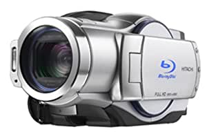 Hitachi DZ-BD70A BluRay 5.3MP DVD High Definition Camcorder 10x Optical Zoom (Discontinued by Manufacturer)