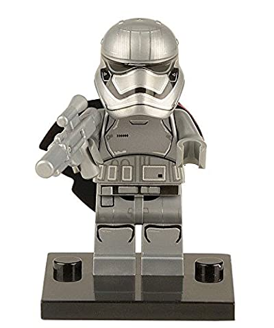 TONGROU Hot! 10 PCS Lot Set Phasma Figures Lot Kids Bricks Blocks Toys (Dbz Character Guide)